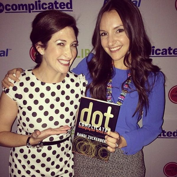 Meet the Maker: Randi Zuckerberg of Dot Complicated