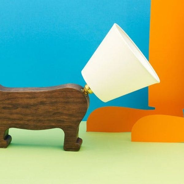 12 Cheeky Pieces of Dog-Themed Home Decor