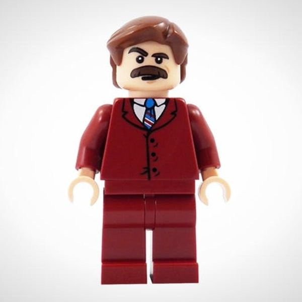 The BritList: Lego Ron Burgundy, Glow-in-the-Dark Ice Cream, and More