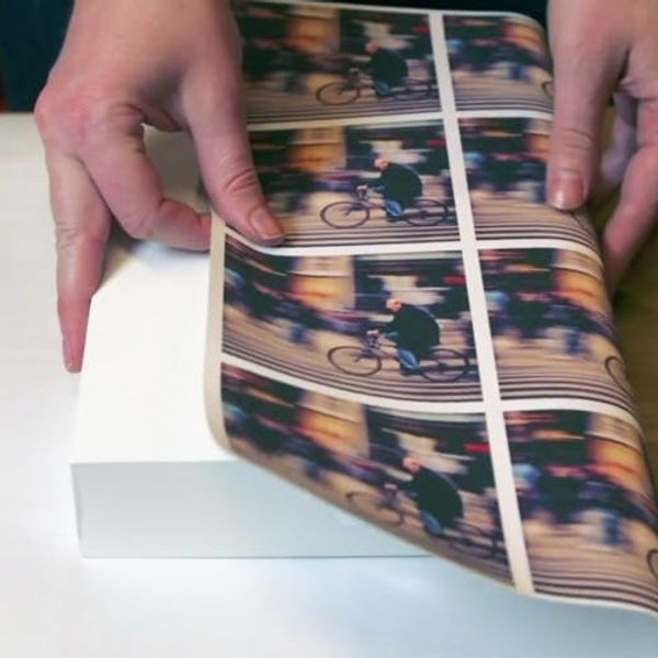 Now You Can Turn Your Instagram Photos into Custom Gift Wrap!