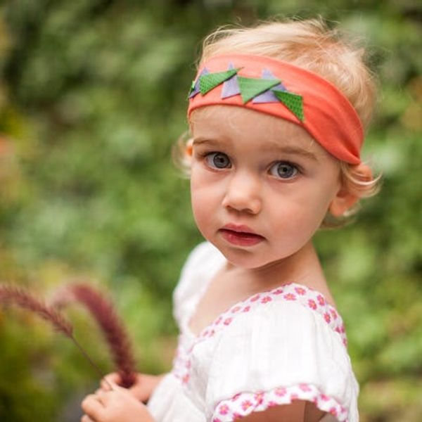 3 Ways to Make Hipster Baby Headbands
