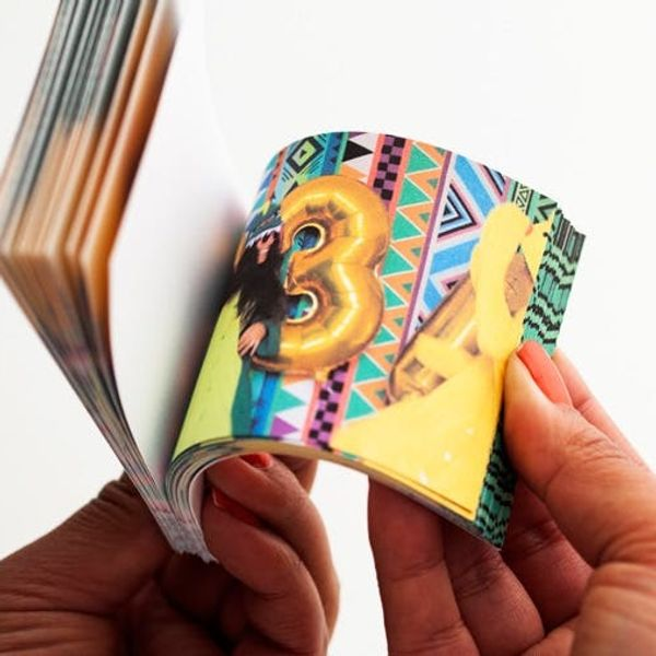 You'll Flip Out Over How Easy It Is to Make a DIY Flipbook!