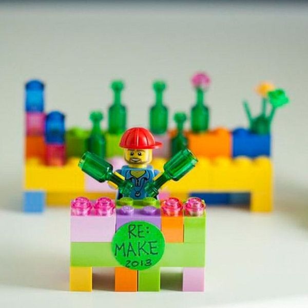 Re:Make: The LEGO Edition