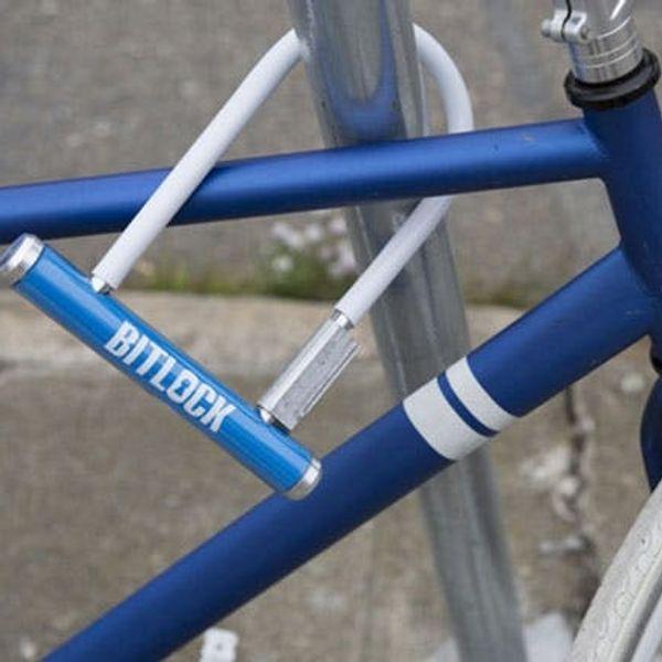 BitLock: Never Lose Your Bike Keys Again