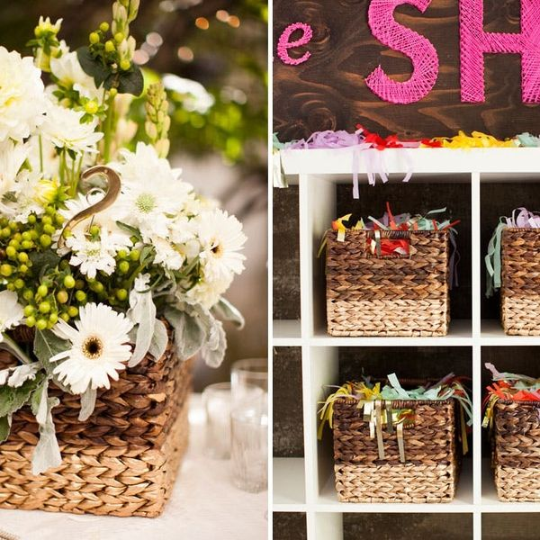 Make This Chic DIY Centerpiece and Organization Tool in One