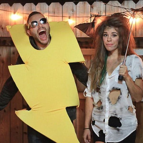 25 Genius DIY Couples Costumes
