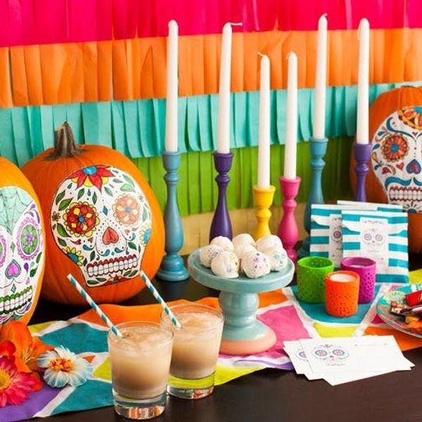 10 Must-Makes for a Dia de los Muertos Celebration