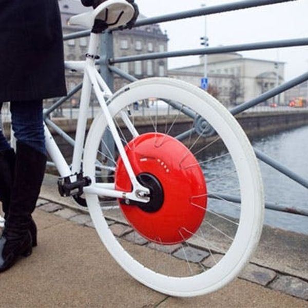 The Bike (Wheel) of the Future