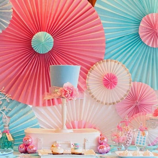 Pretty in Pink: 15 DIY Ideas for the Perfect Pink Party