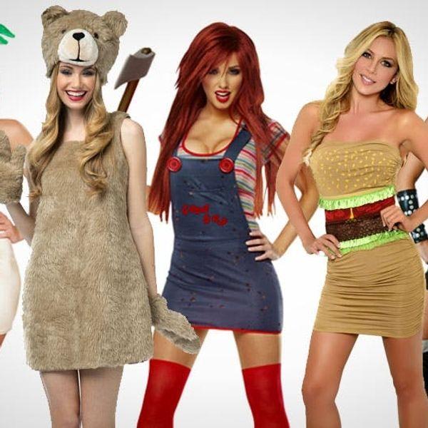 The 20 Weirdest Sexy Halloween Costumes Ever