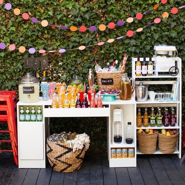 15 Must-Haves for a Beautiful Beverage Station