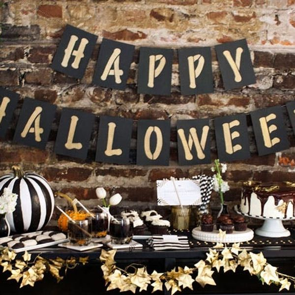 15 Must-Makes for a Chic Halloween Soiree