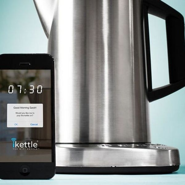 iKettle Lets You Boil Water Right from Your Phone!