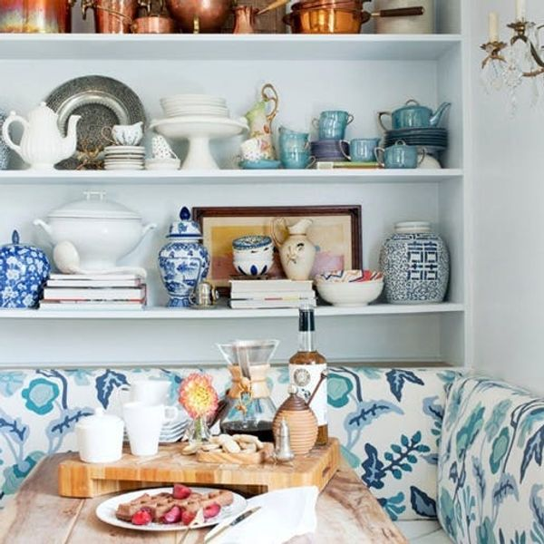15 Beautiful Breakfast Nooks