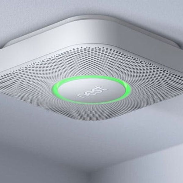 Nest Unveils Protect, a Ridiculously Smart Smoke Detector
