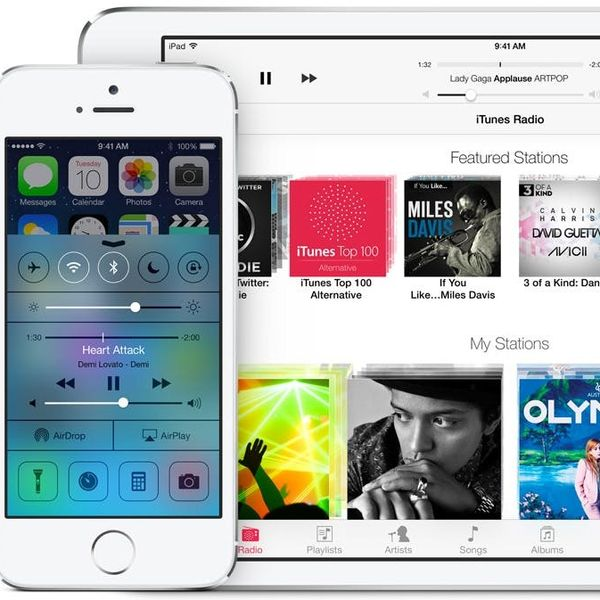 The 7 Things We Love About iOS 7