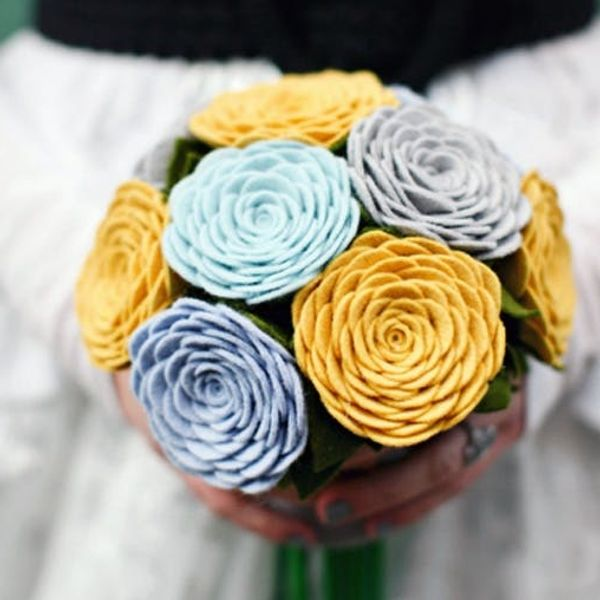 The Art of the Fauxquet: 15 Ways to Make a Fake Bouquet