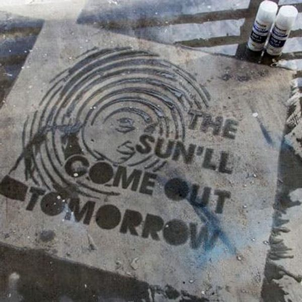 Made Us Look: Street Art You Can Only See in the Rain