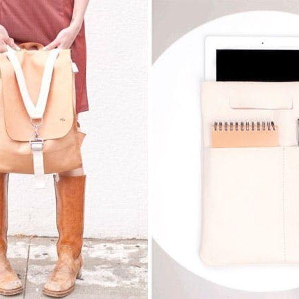 Meet the Maker: Bag Designer Christine Marcelino of Materials + Process