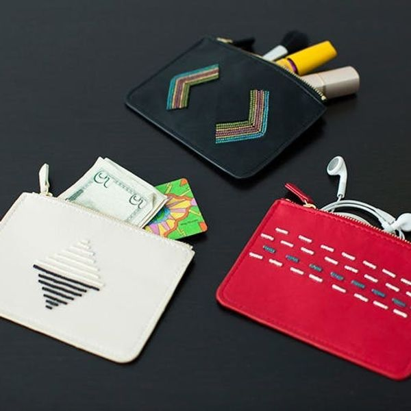 Tres Chic! 3 DIY Beaded Wallets In Under 30 Minutes