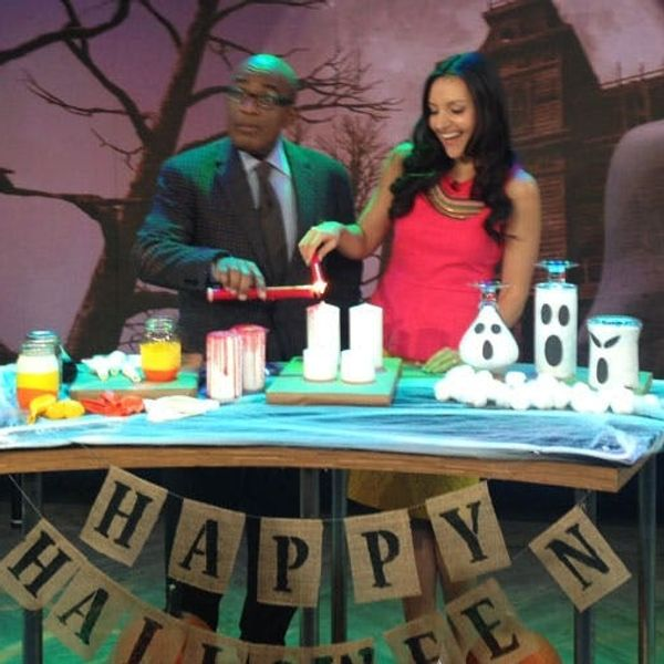 As Seen on the Today Show: 10 Pinterest-Perfect Halloween DIY Ideas