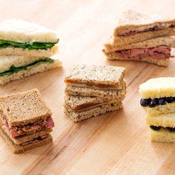 5 Tasty Tea Sandwich Recipes