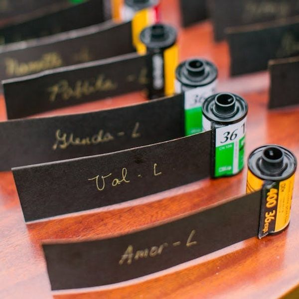Say My Name: 35 Table Card Ideas for Your Next Event