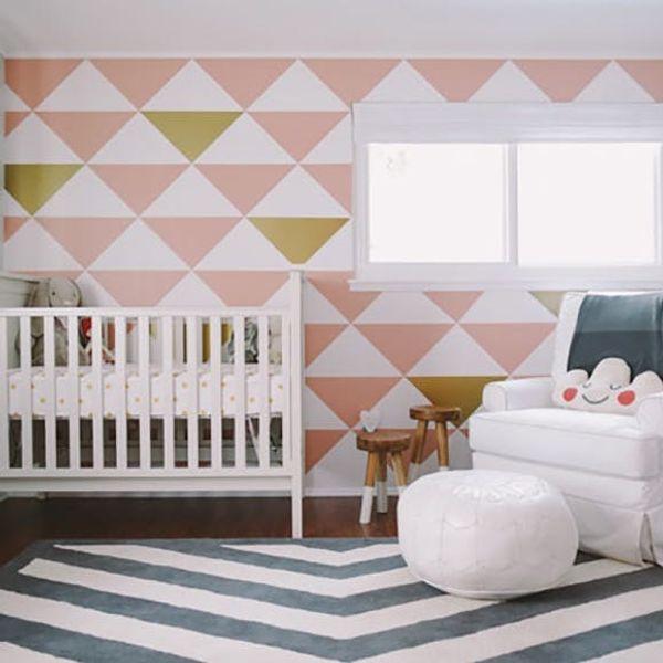 25 Creative and Modern Nursery Design Ideas