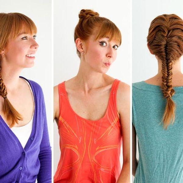 Meta Hair Hacks: 3 Ways to Style Braids in Braids