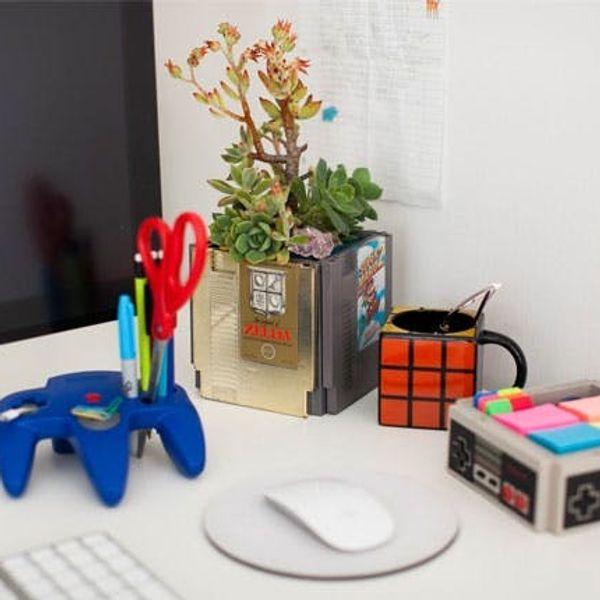 Show Us Your Desk (+ A Peek Inside Brit HQ)