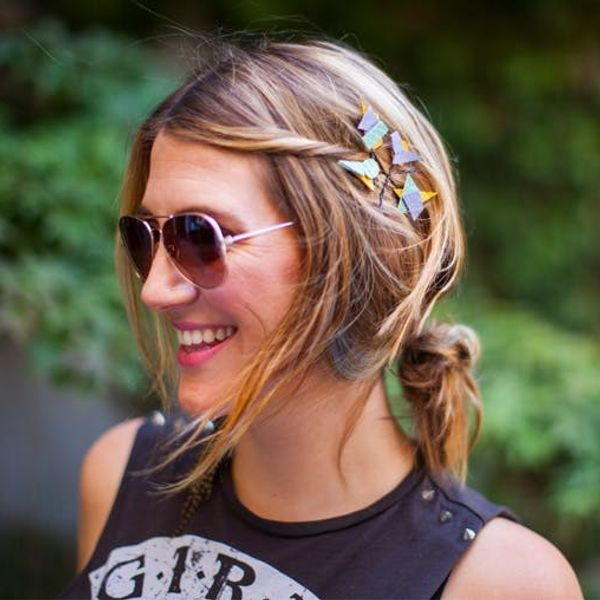 9 Ways to Trick Out Your Bobby Pins