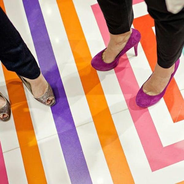 We're Floored: 20 Swoon-Worthy Painted Floors