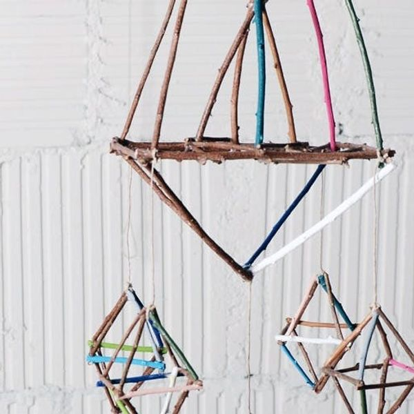 20 Hanging Mobiles that Aren't Just for Nurseries