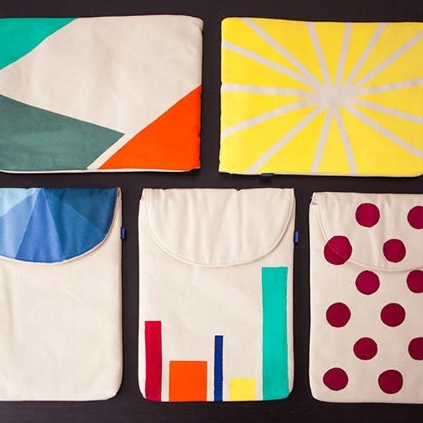 5 Bright Ideas for Making Over Your Laptop Case