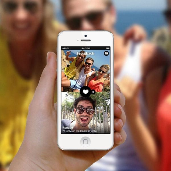 Is This the Best New Way to Take a Selfie?