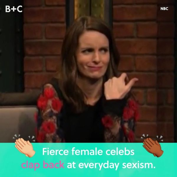 Fierce Female Celebs Clap Back at Everyday Sexism