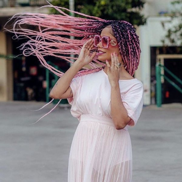All the Box Braid Inspo You Need to Hair Flip Through Summer