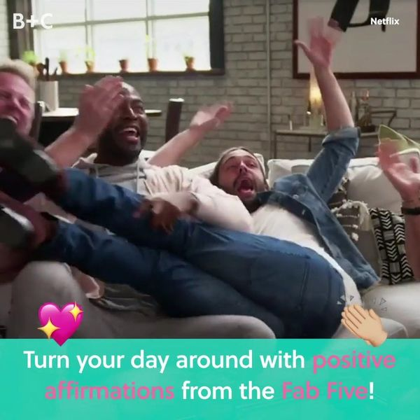 Positive Affirmations From Queer Eye's Fab Five