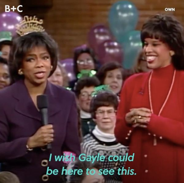 Oprah Winfrey and Gayle King Are the Definition of Best Friends Forever