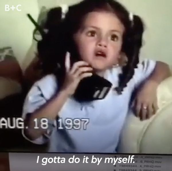 These Celebrity Home Videos Are the Cutest Thing You'll See All Day