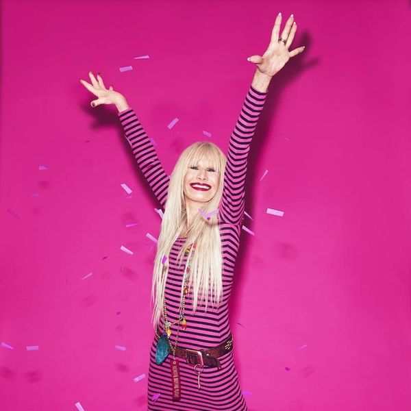 Fashion Designer Icon Betsey Johnson Dishes Her Best Advice for a Long-Lasting Career