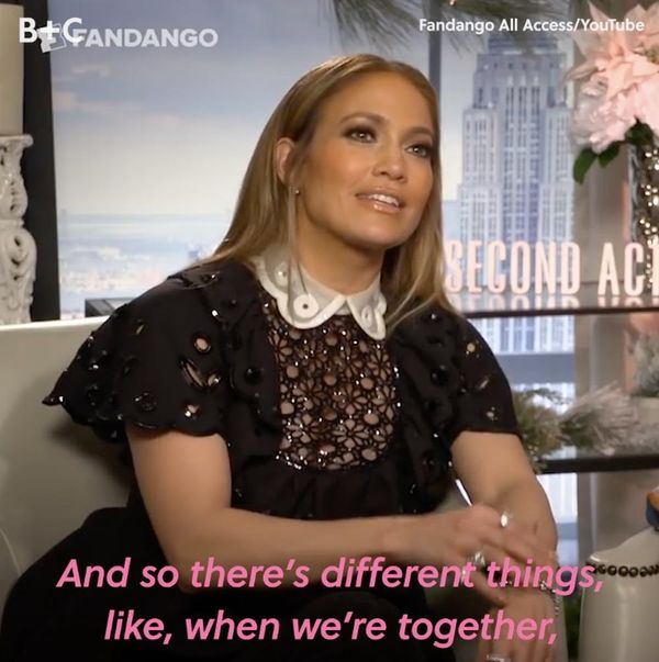 Proof That Jennifer Lopez and Leah Remini Are Total BFF Goals