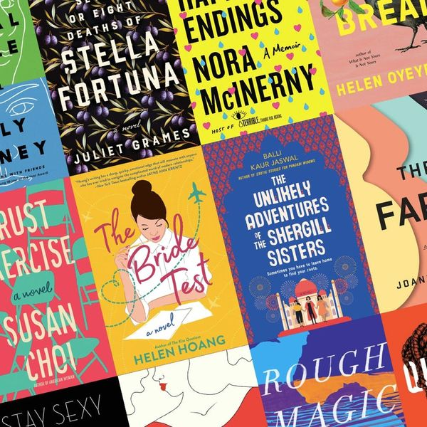 15 Fantastic Books to Refresh Your Spring Reading List
