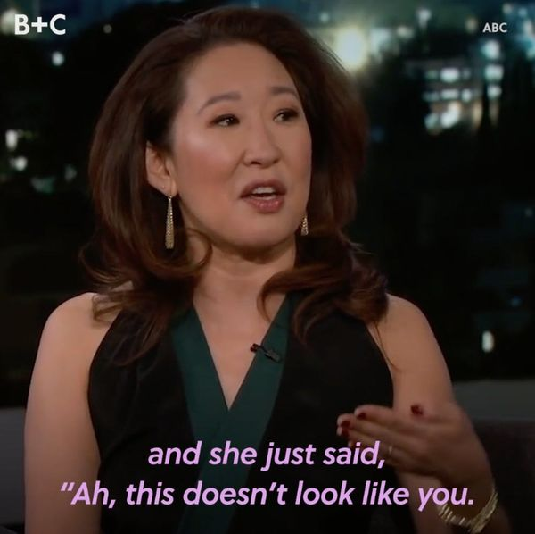Proof That Sandra Oh Is Relatable AF