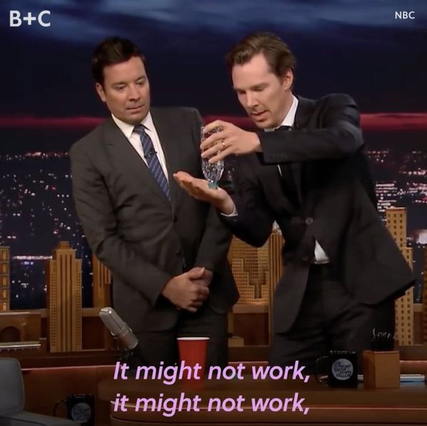 Watch These Celebs Perform Their Best Magic Tricks