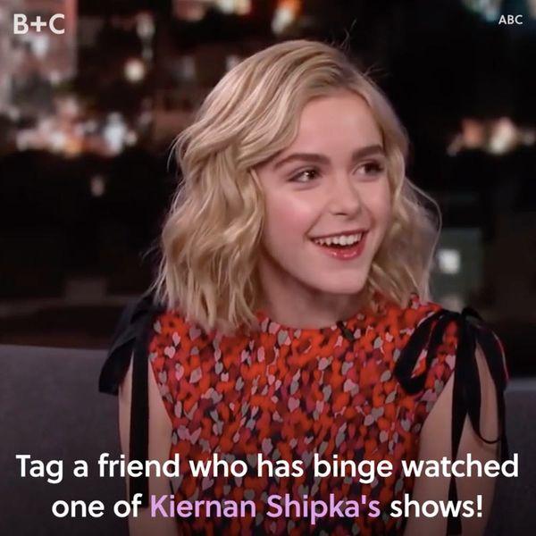 Kiernan Shipka Does Her Own Thing, Just Like Sabrina Spellman
