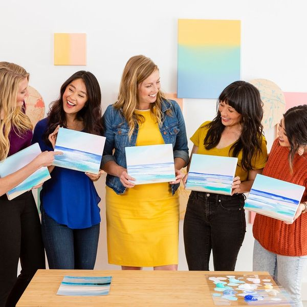 Hey Y'all! Come Paint with Brit + Co in SF, Boston, and NYC!