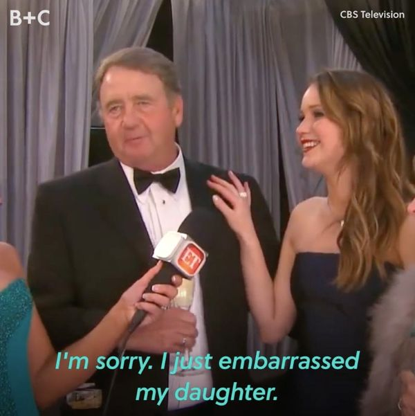 ICYMI, Jennifer Lawrence's Parents Are Also Hilarious