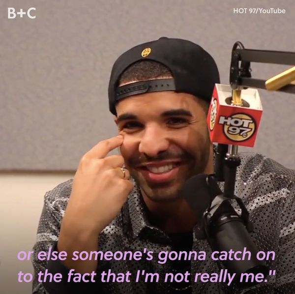 Drake Is a Total Softy and We Love Him For It