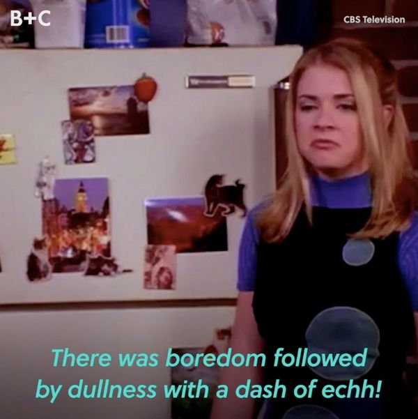 Sabrina the Teenage Witch Is Our *Fave* Relatable '90s BFF